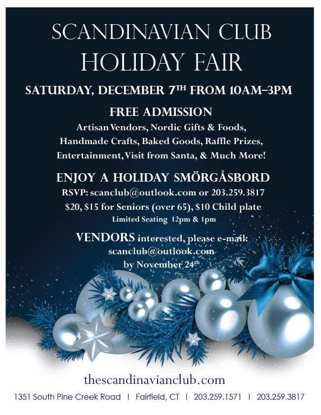 Holiday Fair Poster