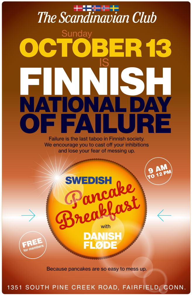 Finnish Day of Failure poster